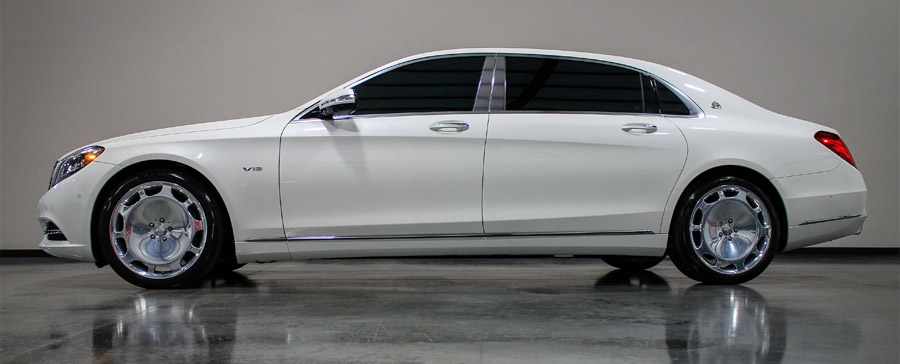 2016 Mercedes Benz Maybach S600 for sale