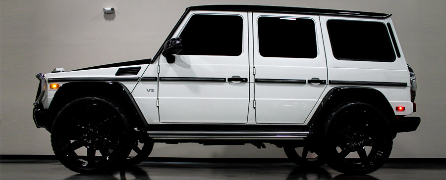 Mercedes-Benz G Wagon for sale